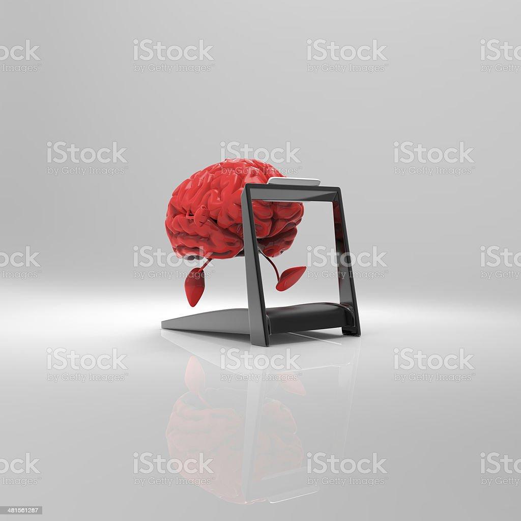 Cerebro - Foto de stock de Anatomía libre de derechos