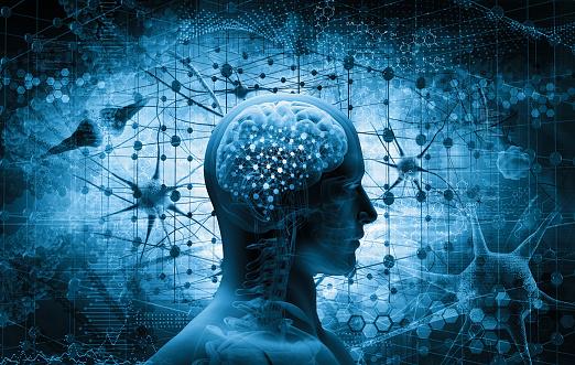 istock brain, thinking concept 667379906