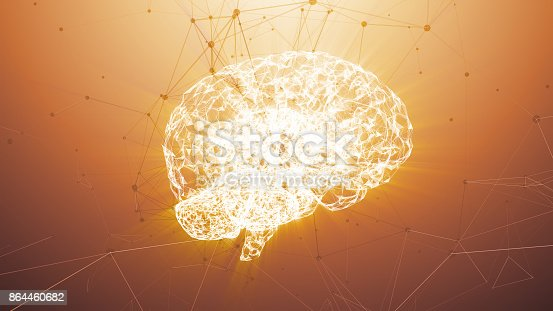 864460734istockphoto Brain used for thinking artificial intelligence neural network 864460682