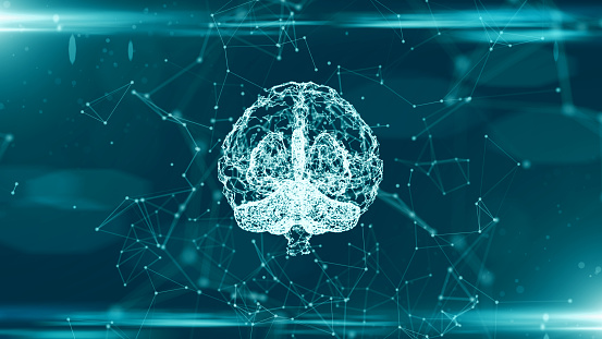 istock Brain used for thinking artificial intelligence neural network 864460734