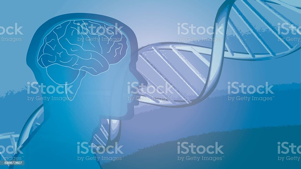 brain wallpaper illustration stock photo