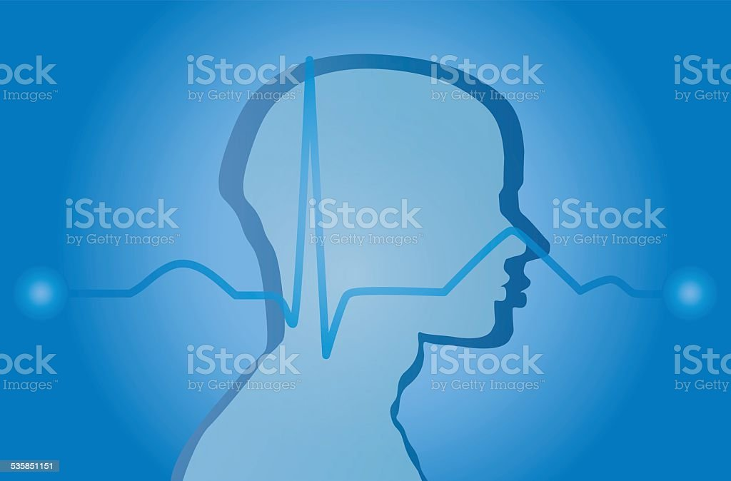brain wallpaper illustration royalty-free stock photo