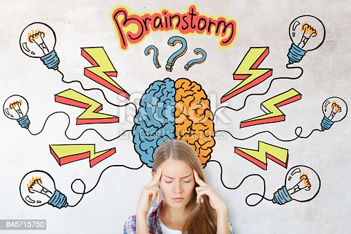 855515858 istock photo Brainstorm and idea concept 845715750