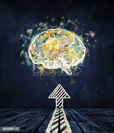 istock Brainstorm and innovation concept 925505122