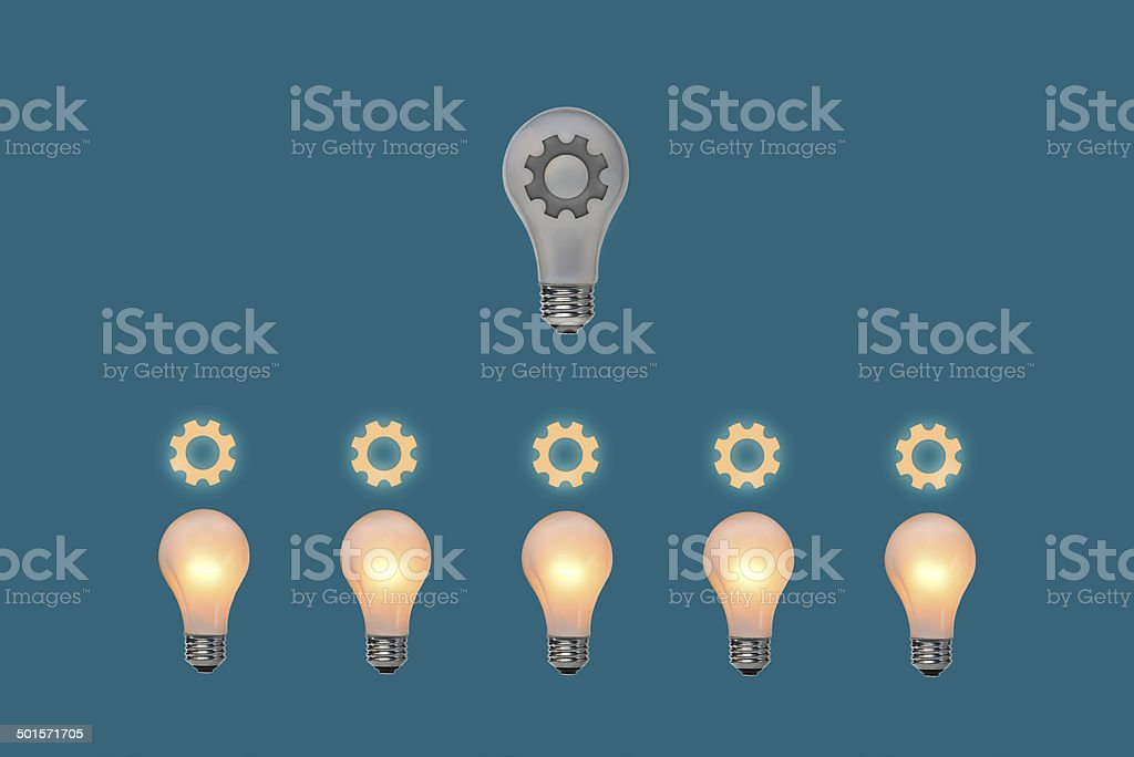 Brainstorm concept royalty-free stock photo