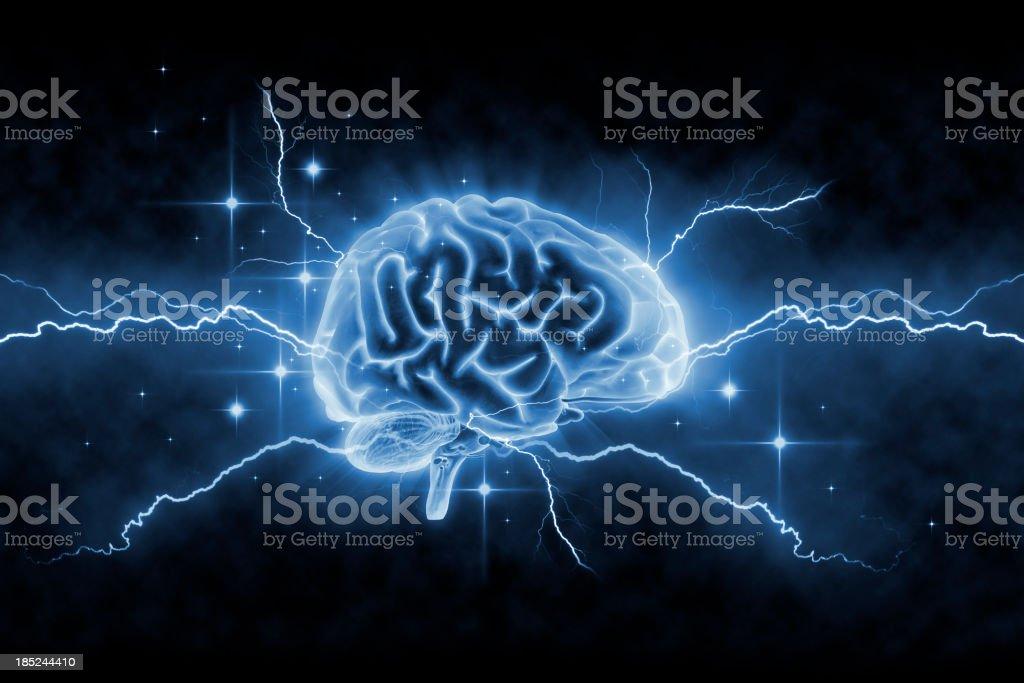 Brainstorm royalty-free stock photo