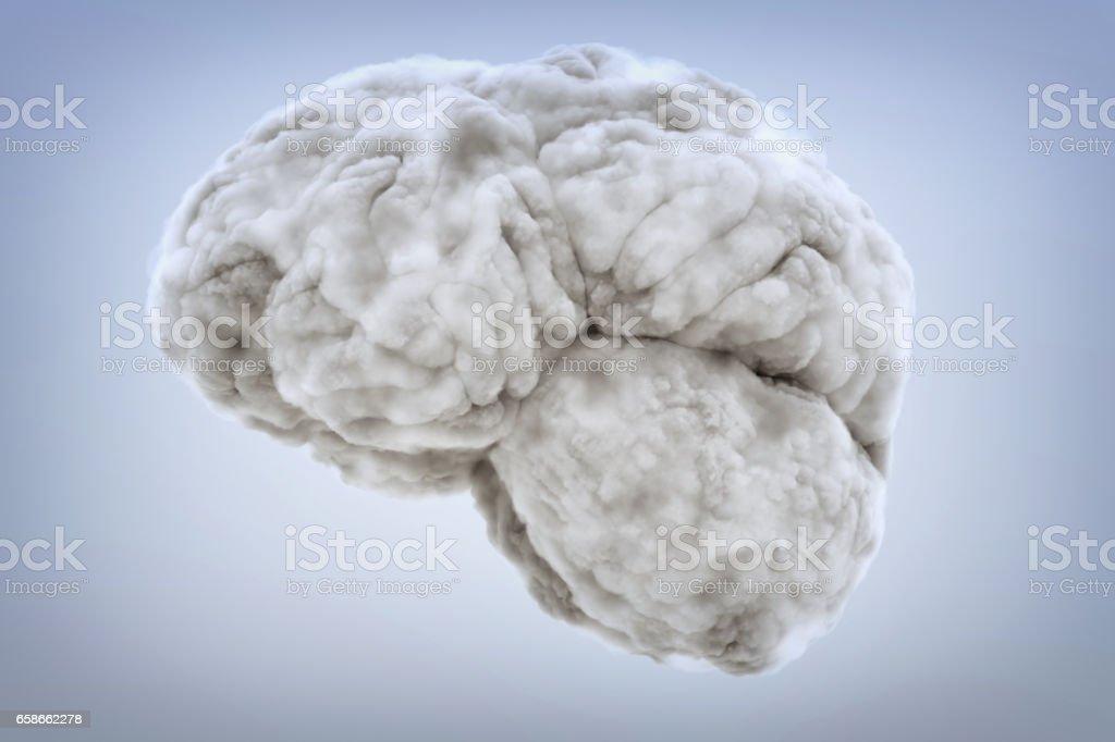 Brainstormen en Cloud Computing foto