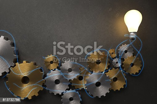 istock Brainstorming and Collective Ideas 813732786