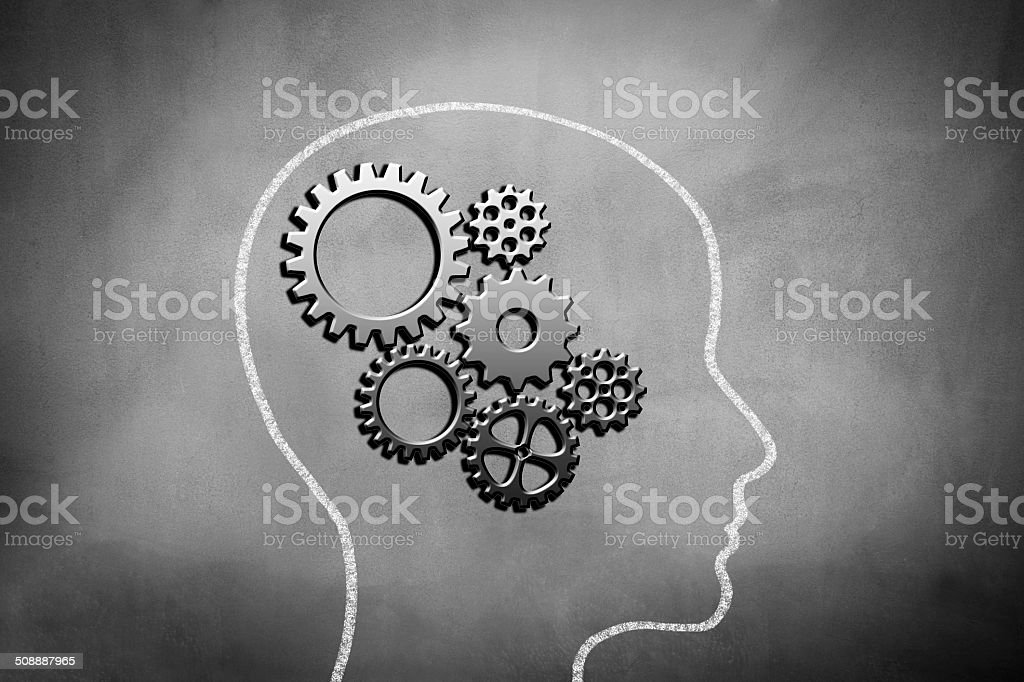 Brainstorming Concept stock photo
