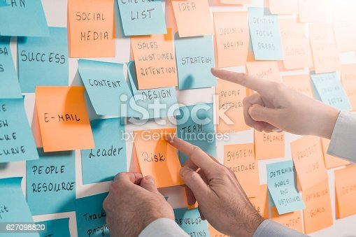 istock Brainstorming concepts. 627098820