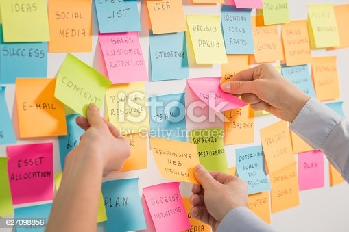 istock Brainstorming concepts. 627098856