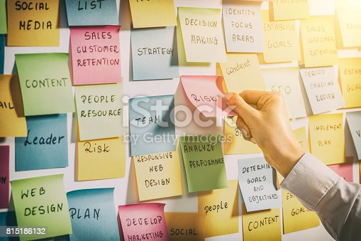 istock Brainstorming concepts. 815186132