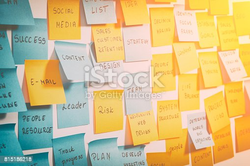 istock Brainstorming concepts. 815186218
