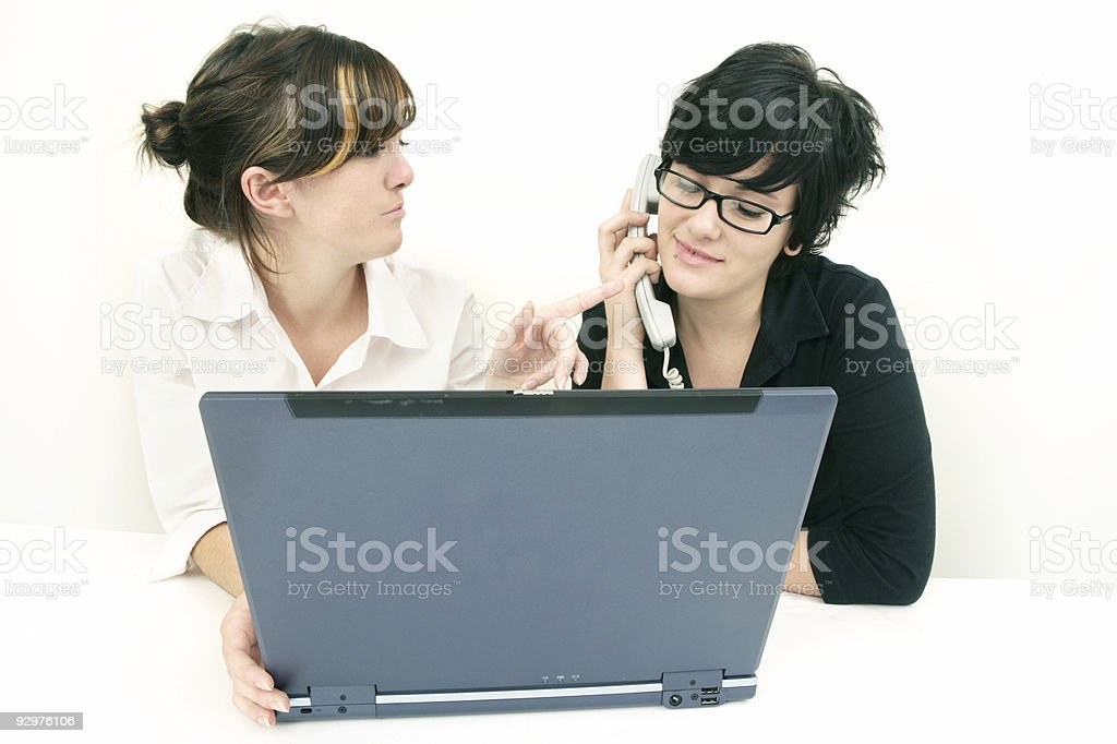 Brainstorming - Royalty-free Adult Stock Photo