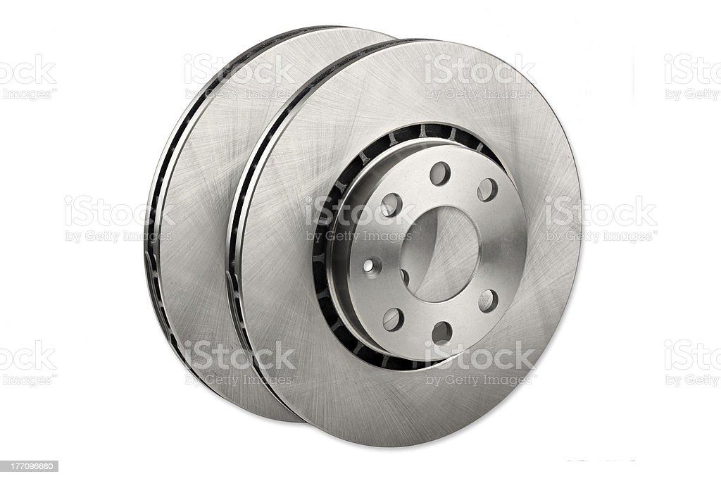 brake disc royalty-free stock photo