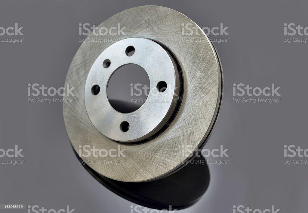 brake disc royalty-free stock photo