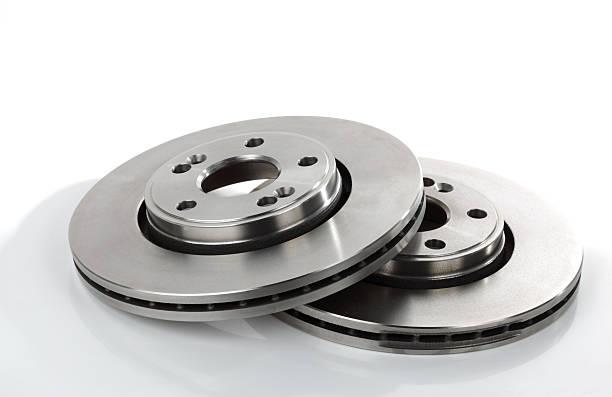 disques de frein 2 - disque de frein photos et images de collection
