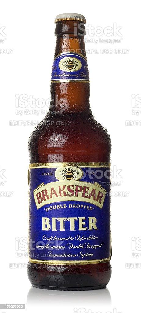Brakspear Bitter stock photo