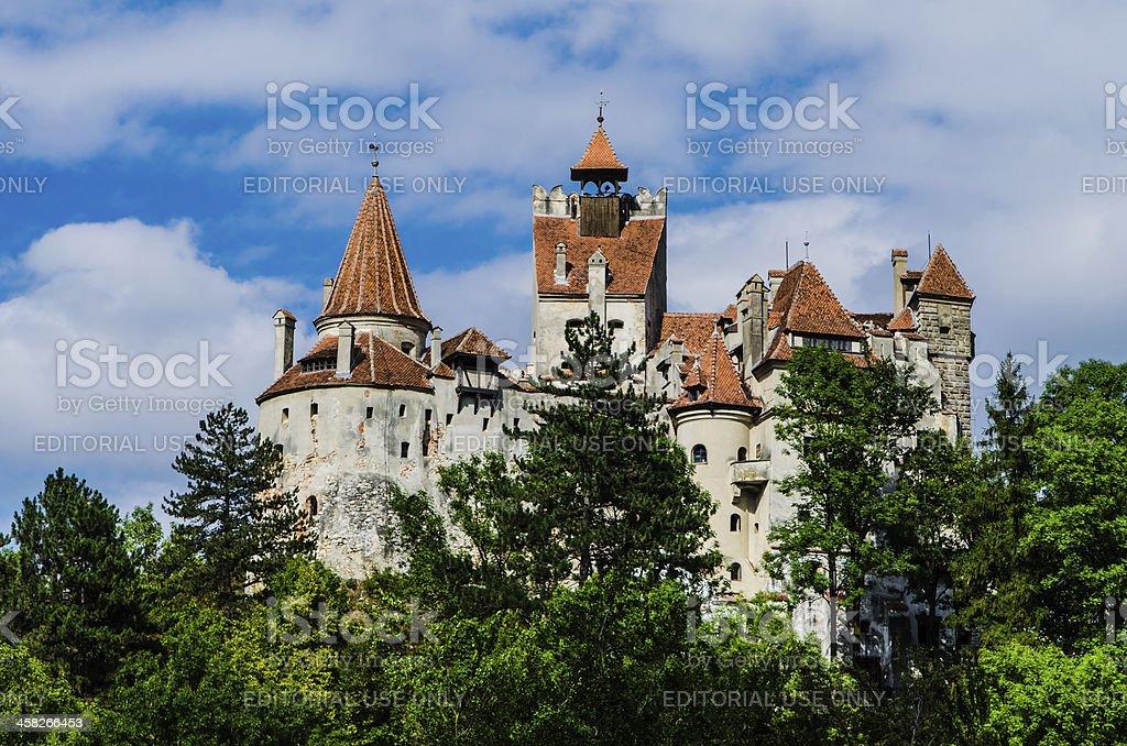 Bran Castle royalty-free stock photo