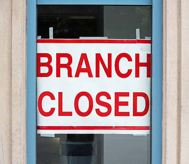 branch closed - closed stock photos and pictures