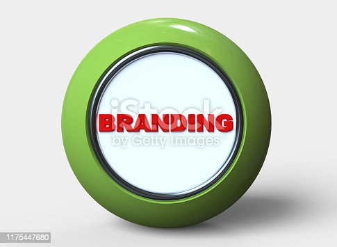 850881300 istock photo Brand Business concept 1175447680