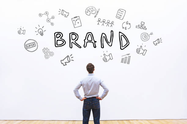 brand concept - advertisement stock photos and pictures
