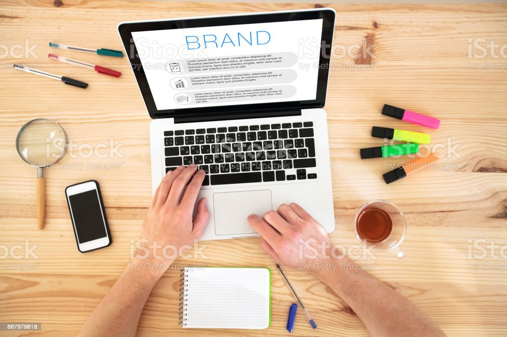 brand concept – zdjęcie