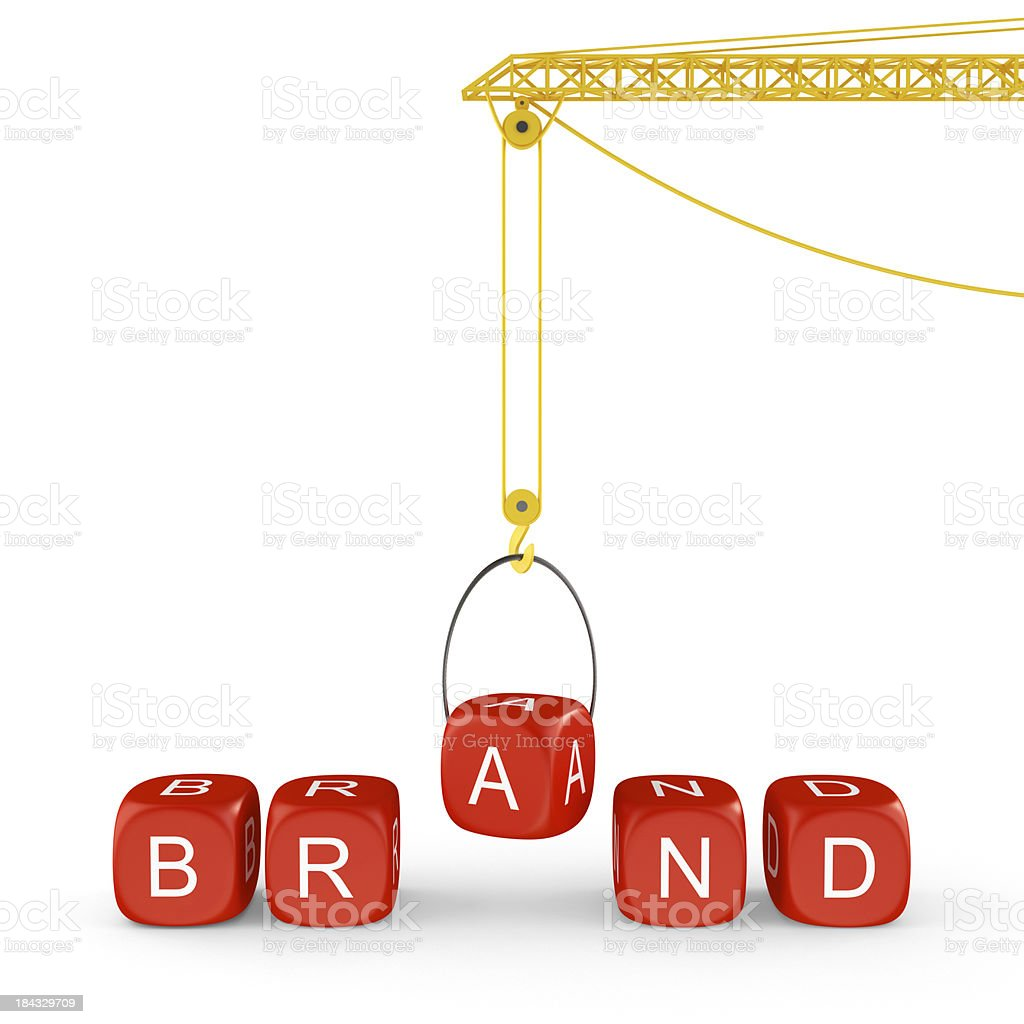 Brand Concepts royalty-free stock photo