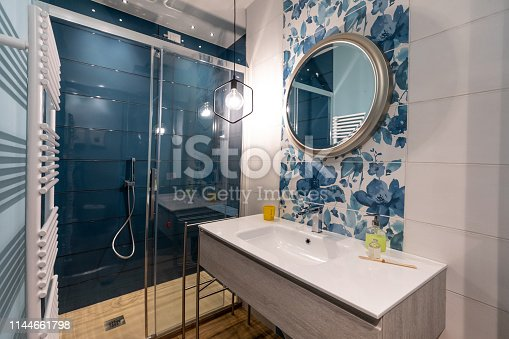 Brand new empty modern design apartment for rental