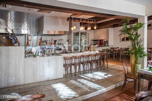Brand new italian gourmet restaurant