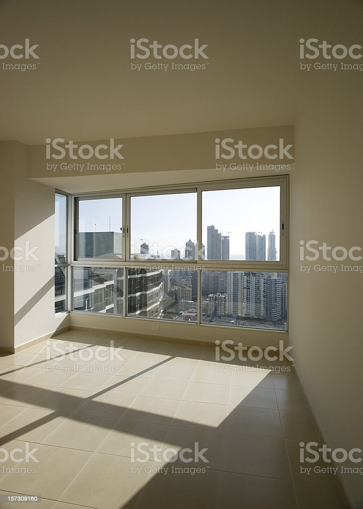 Brand New Living room royalty-free stock photo