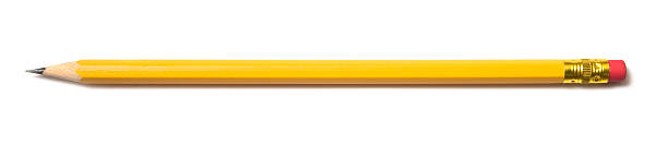 brand new pencil - pencil stock photos and pictures