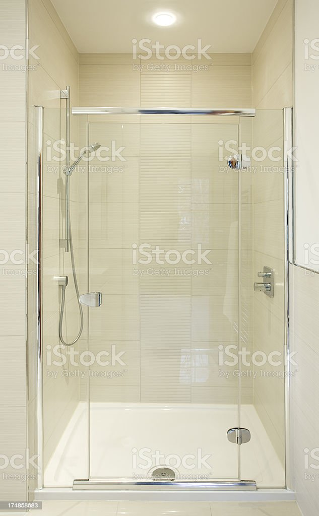 Brand New Shower Cubicle stock photo | iStock
