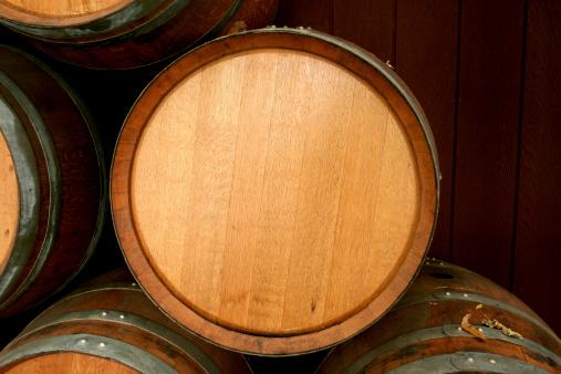 Barrel for wine or spirits