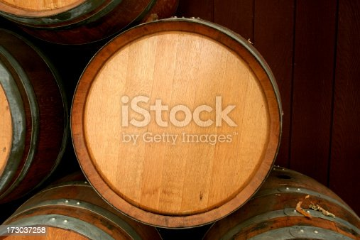 Barrel for wine or spirits