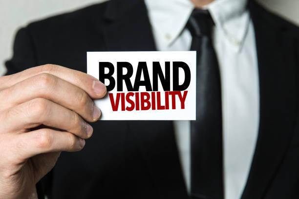 Visibilité de la marque - Photo