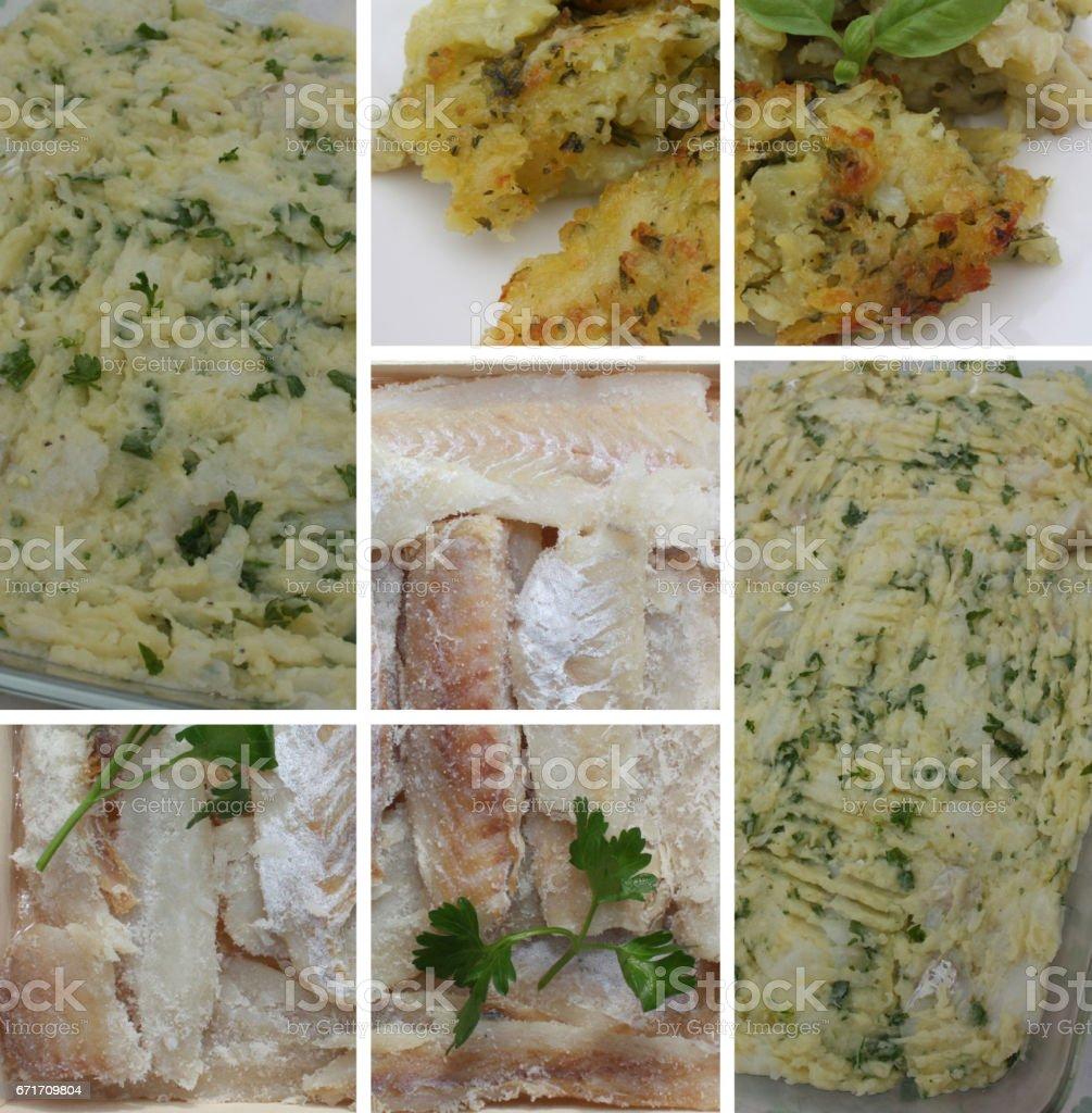 Brandade De Morue Cuisine Francaise Stock Photo Download Image