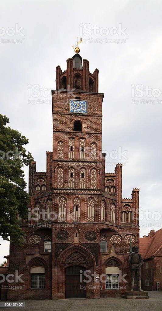 Brandenburg stock photo