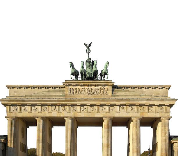 Brandenburger Tor in Berlin – Foto