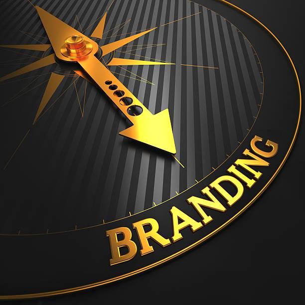 Branding. Business-Konzept. – Foto