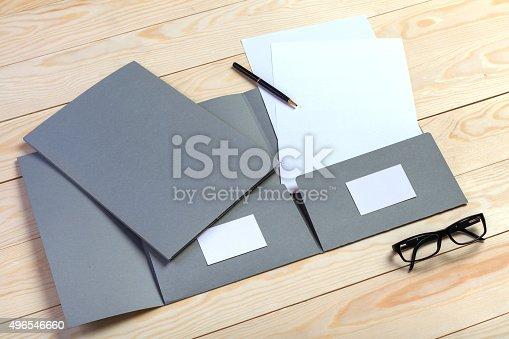 istock Branding identity 496546660