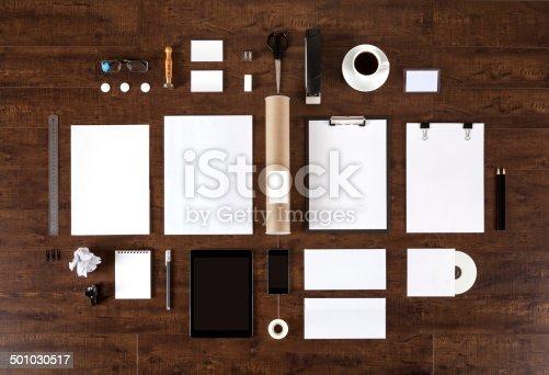 istock Branding identity 501030517