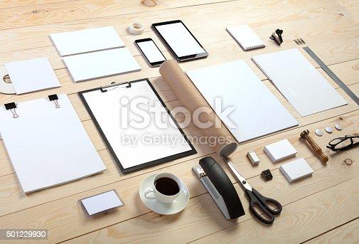 istock Branding identity 501229930