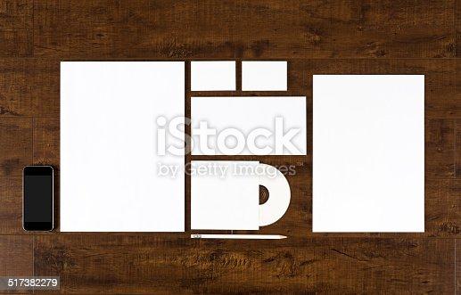 istock Branding identity 517382279