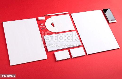 istock Branding identity 530469839