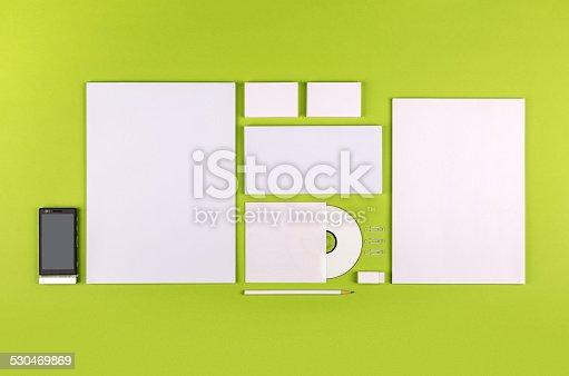 istock Branding identity 530469869