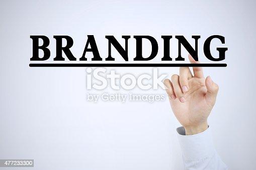 istock Branding 477233300