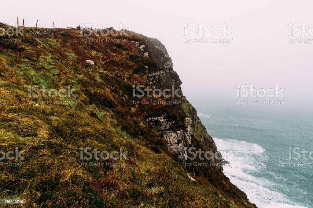 Brandon punt in the Wild Atlantic Way - Royalty-free Atlantische oceaan Stockfoto