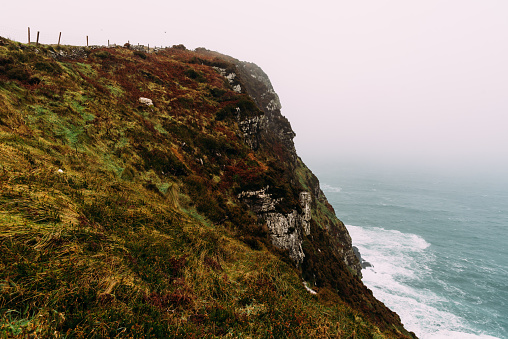 Brandon Punt In The Wild Atlantic Way Stockfoto en meer beelden van Atlantische oceaan