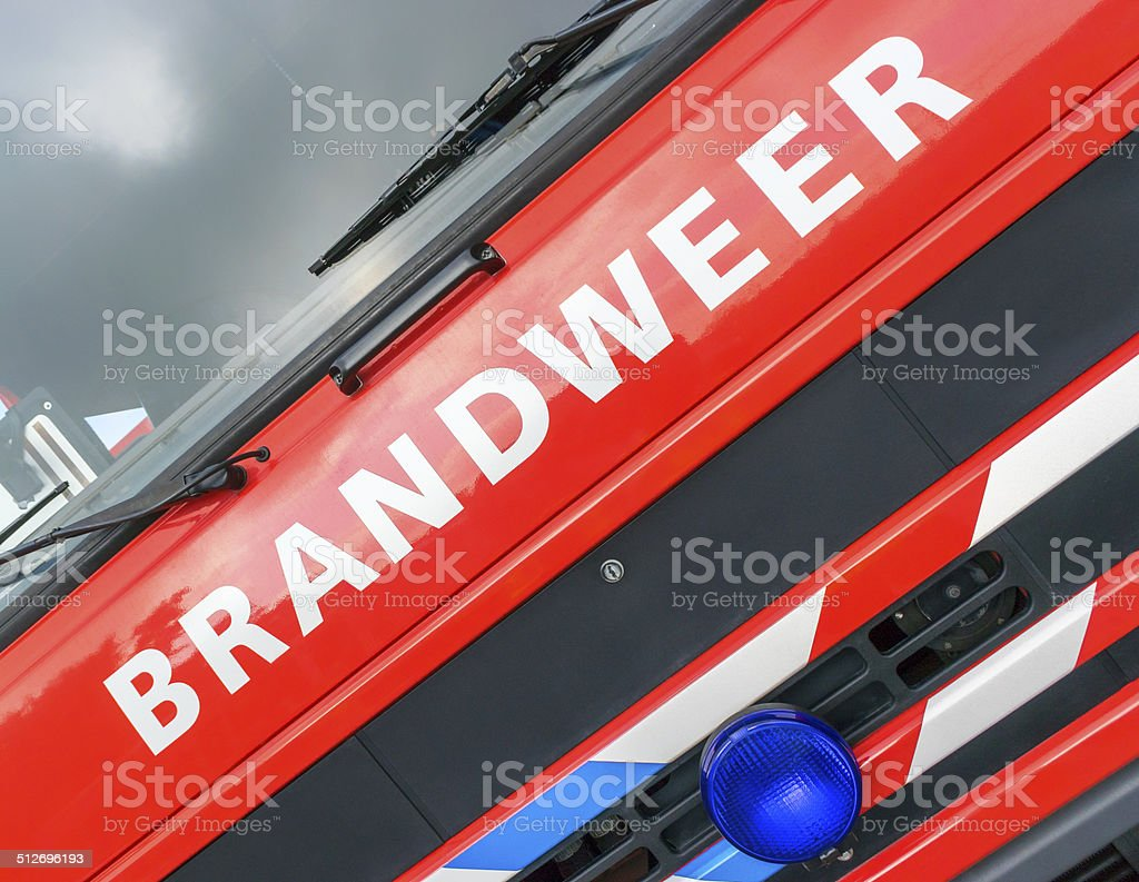 Brandweer Fire Department – Foto